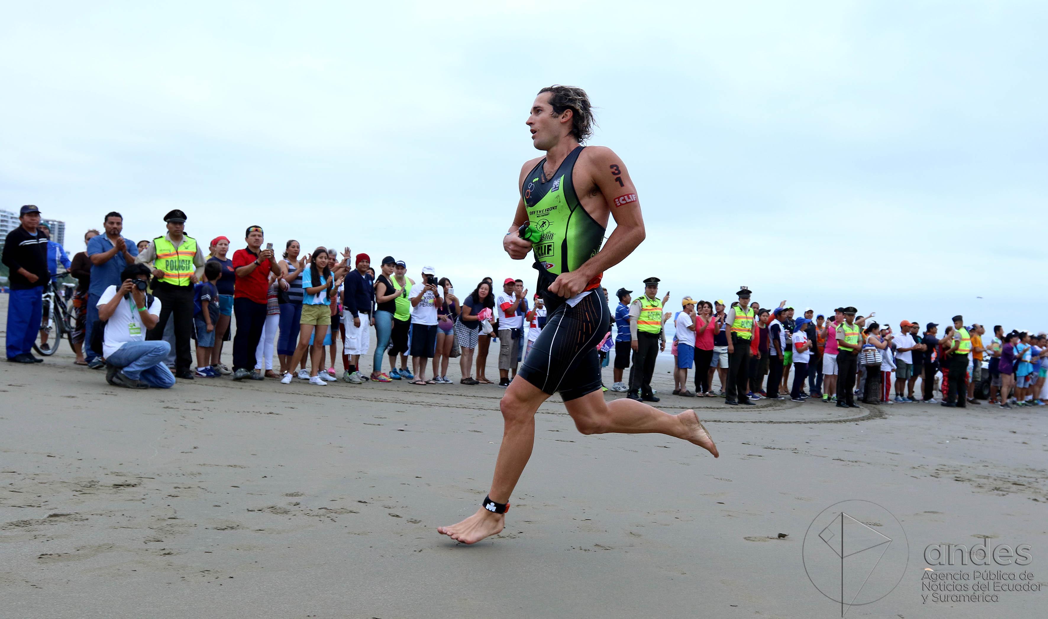 triathlon record